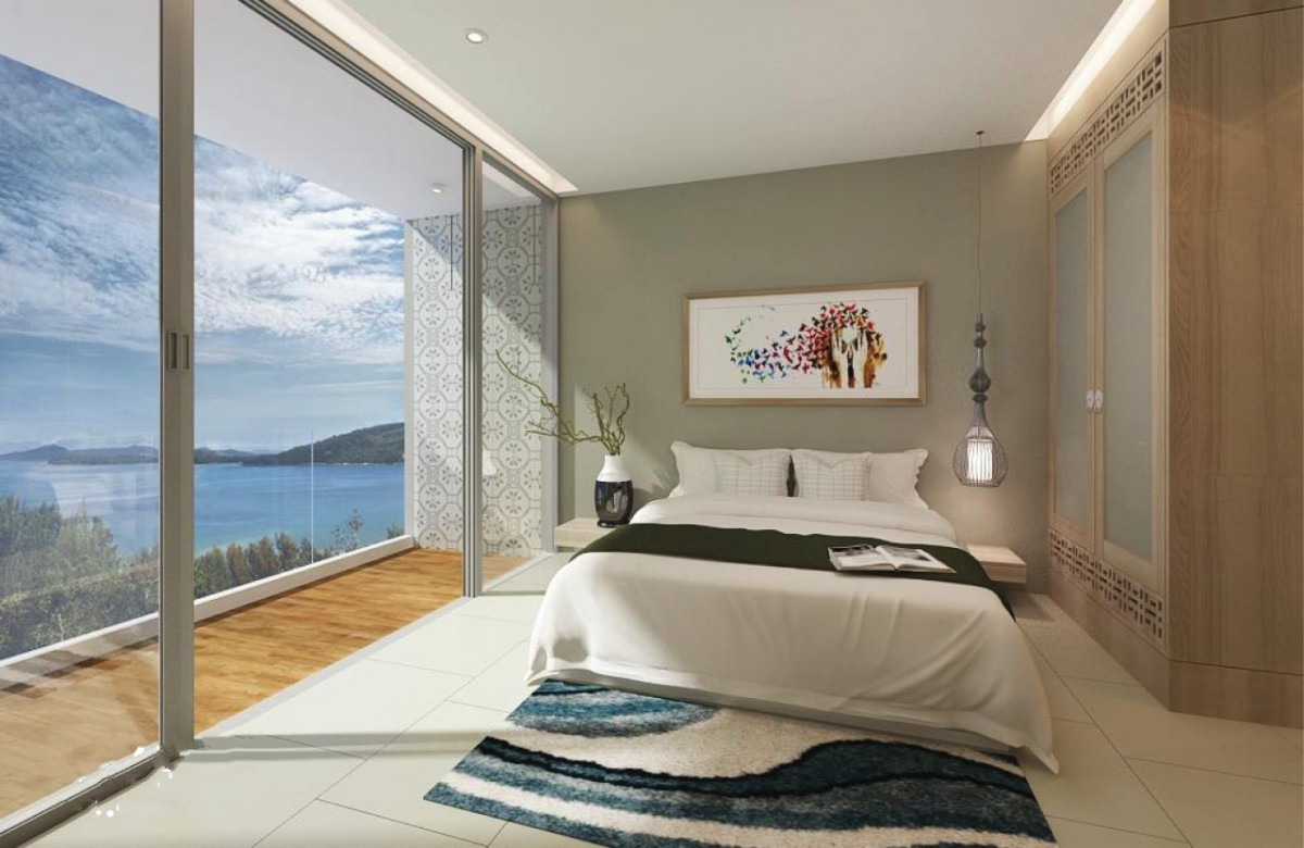 Ocean Front Condo for Sale - 3 Bedrooms - Kamala Phuket