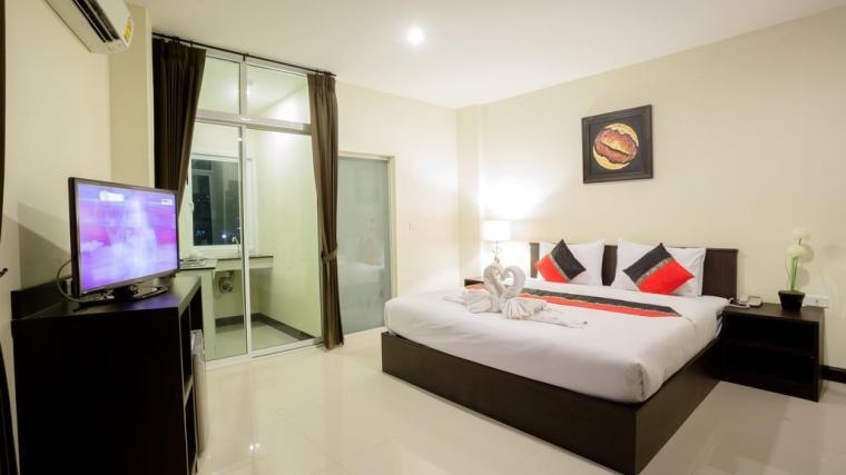 17 Rooms Hotel for Lease – Patong beach