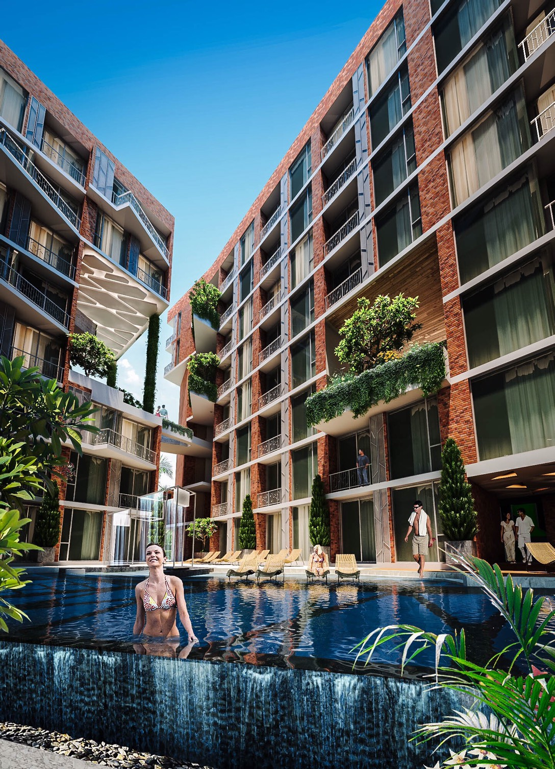 Condo Freehold  for Sale – Patong beach