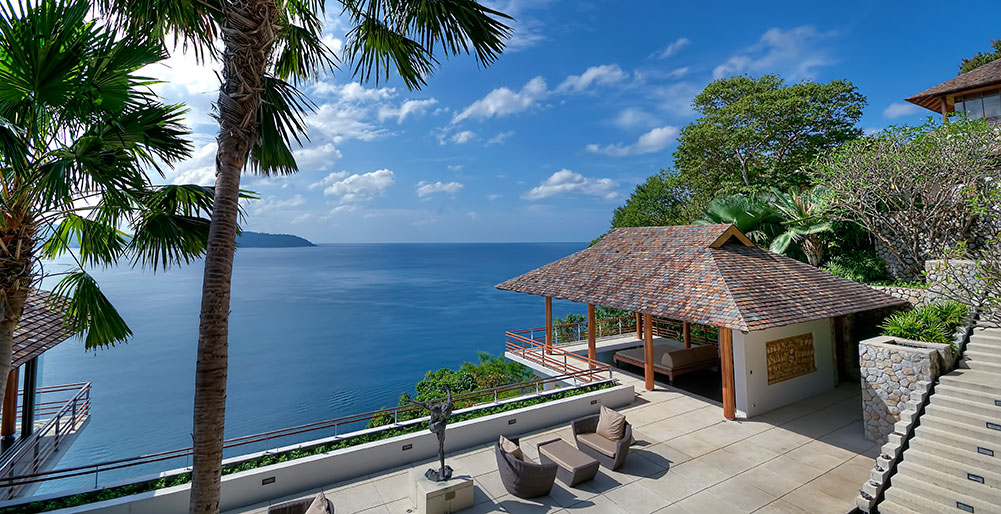 4 Bedroom Private Pool Villa for Rent -  Kamala beach