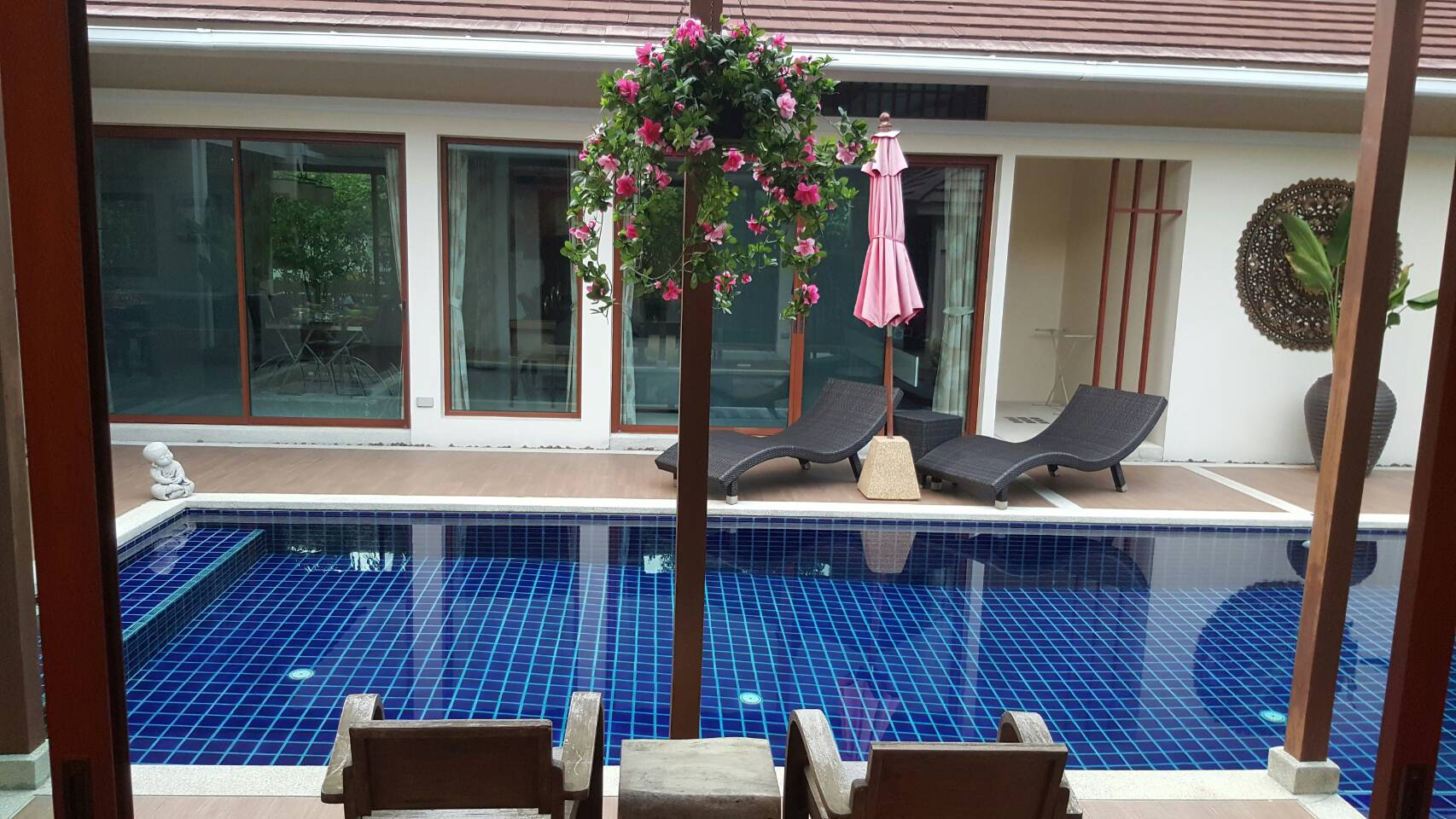Private Pool Villa for Rent - Boat Lagoon - Koh Kaew