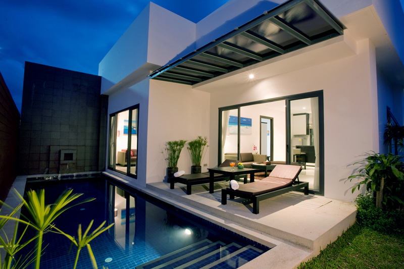1 bedroom Villa Private Pool for Rent - Layan
