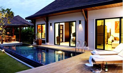 Private Pool Villa for Rent - Layan