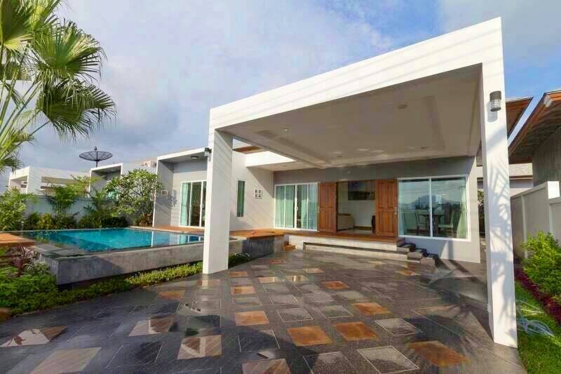 3 Bedroom Private Pool - Baan Don Laguna
