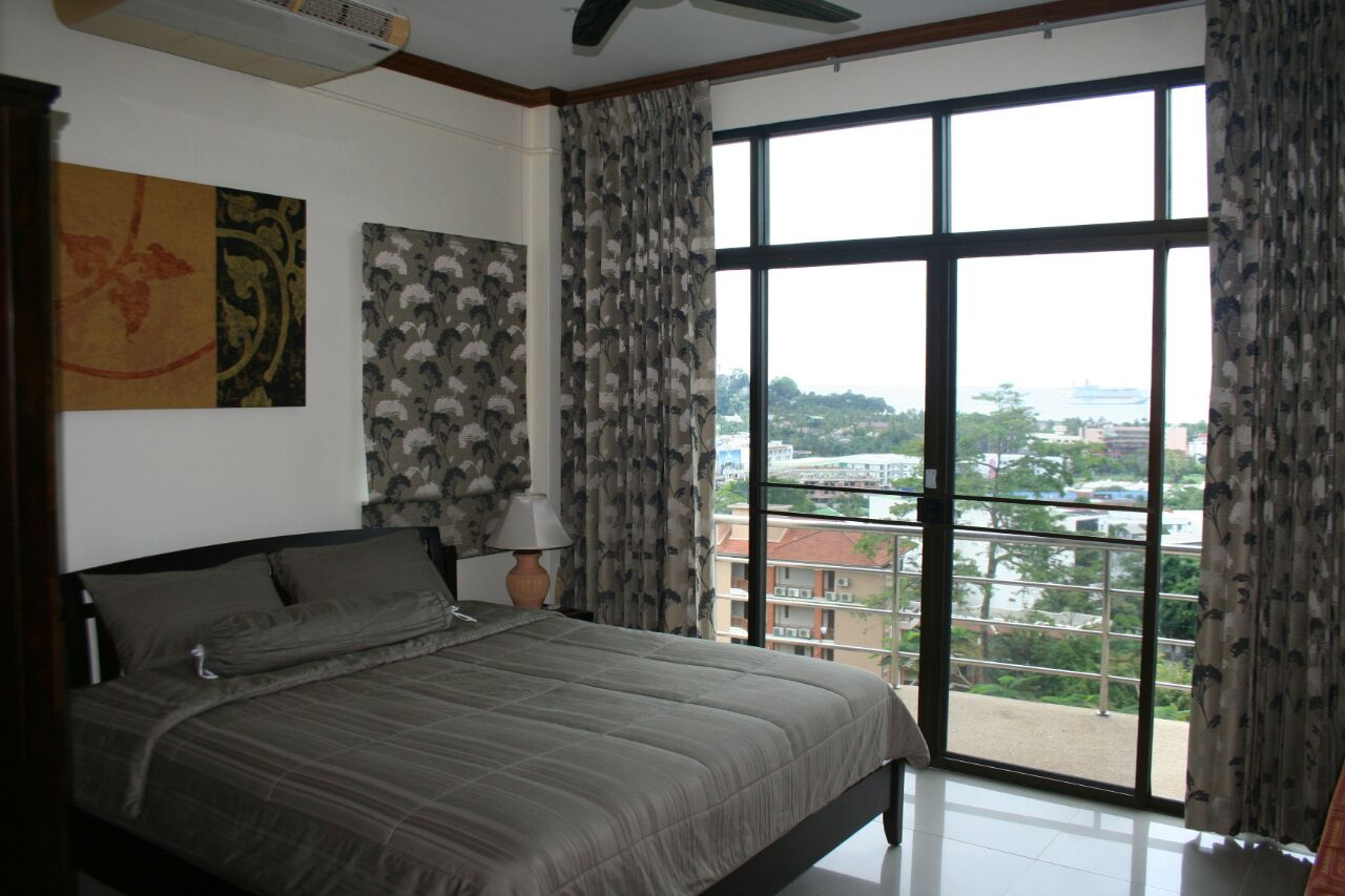 Sea View Apartment for Rent – Patong beach
