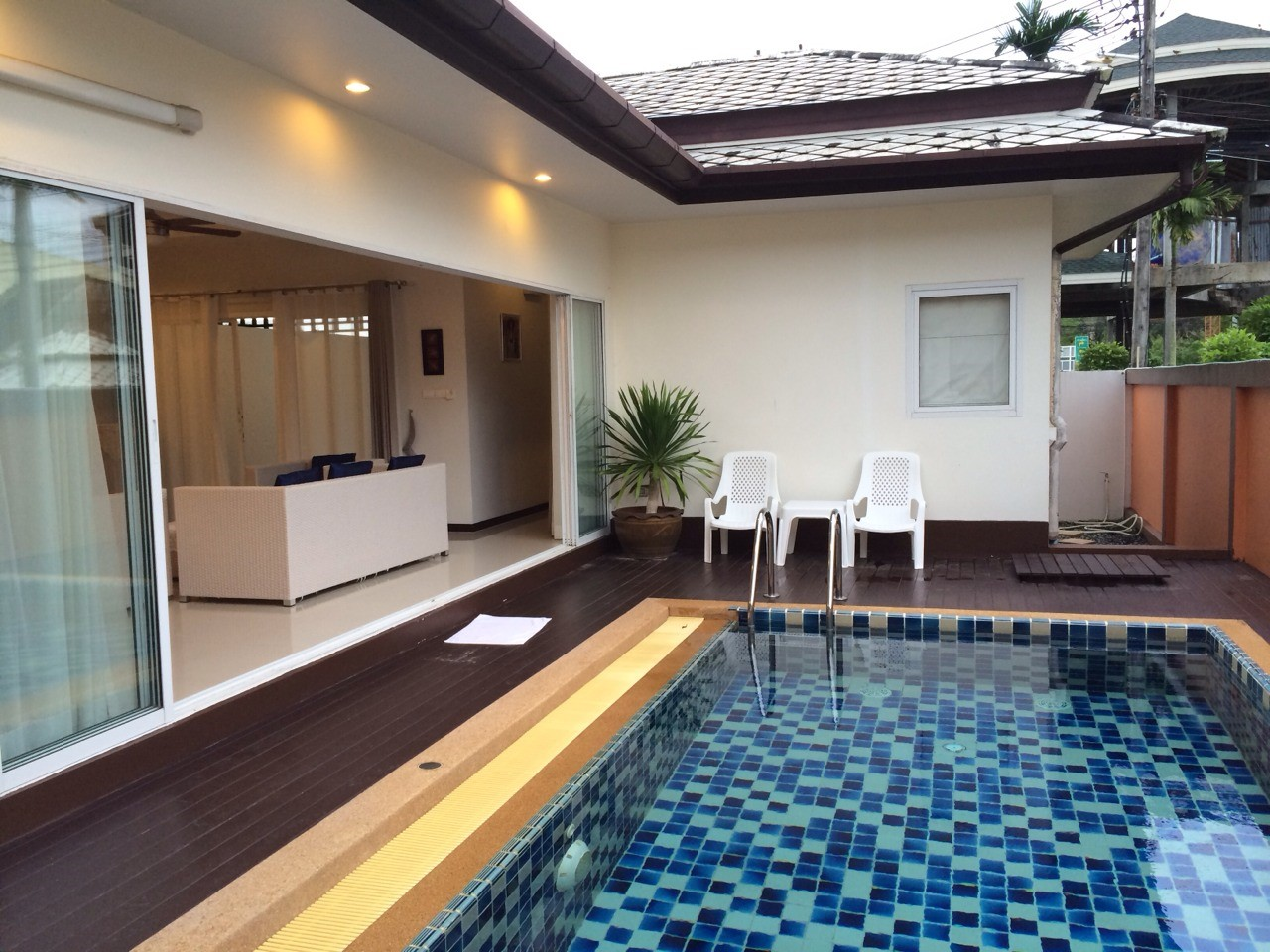 3 Bedroom Pool Villa – Cherngtalay Phuket