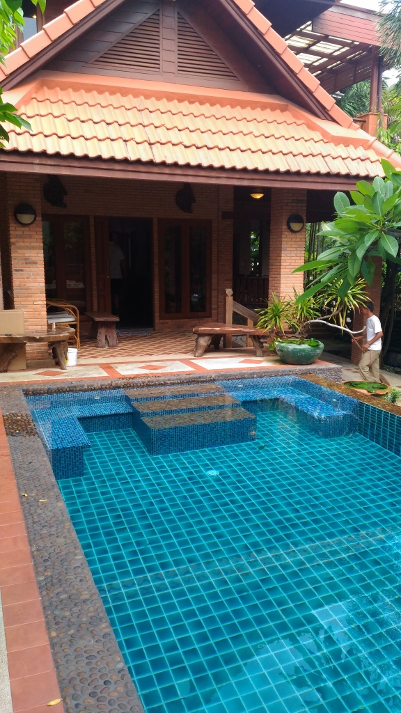 Thai Style Private Pool Villa for Rent – Kata beach