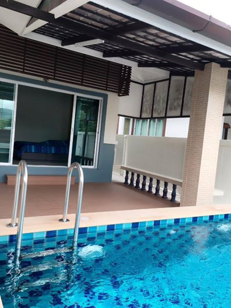 Private Pool Villa for rent - Chaofa Nabon Chalong
