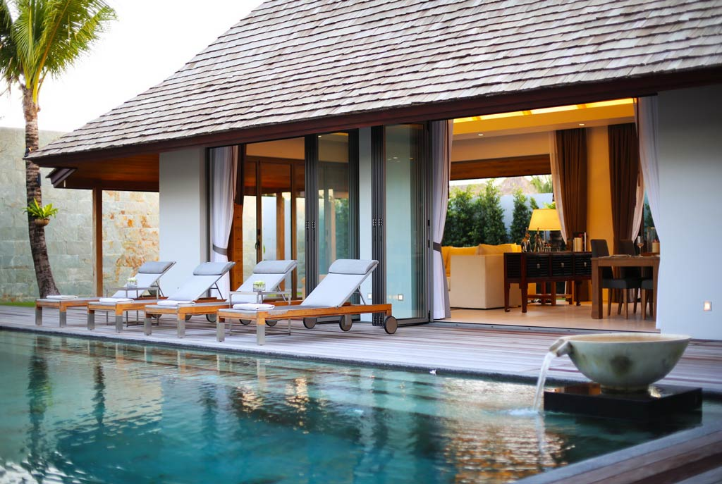 Contemporary Balinese Villa for Sale - Cherngtalay Layan