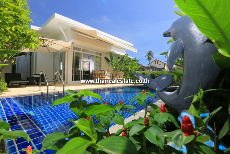 2 Bedrooms Private Pool Villa for Sale - Rawai