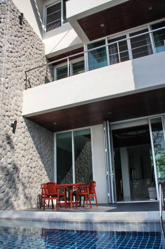 Sea View Private Pool Villa for rent – Patong beach