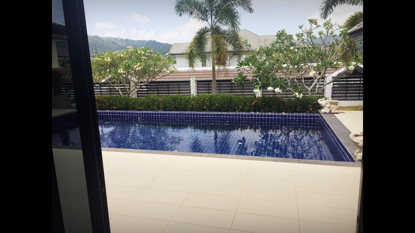 Pool Villa for Rent – Kathu
