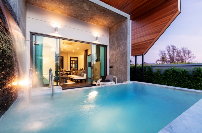 3 Bedrooms Luxury Private Pool Villa for Sale – Chalong