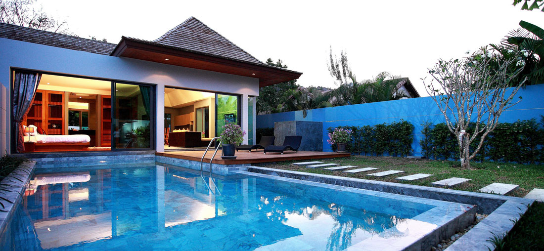 2 Bedrooms Luxury Private Pool Villa for Sale – Rawai
