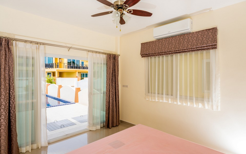 3 Bedroom Pool Villa for Sale - Rawai