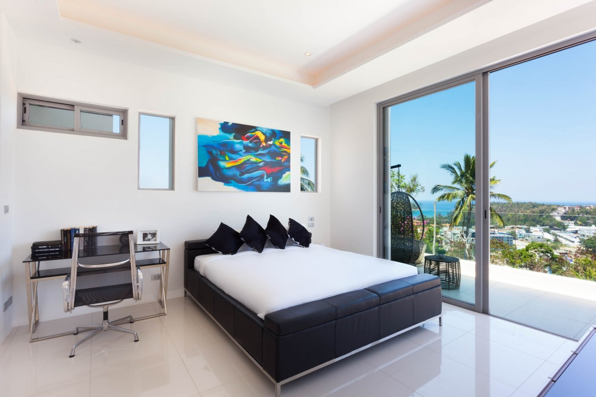 3 Bedrooms Sea View Apartment for Sale – Kata beach