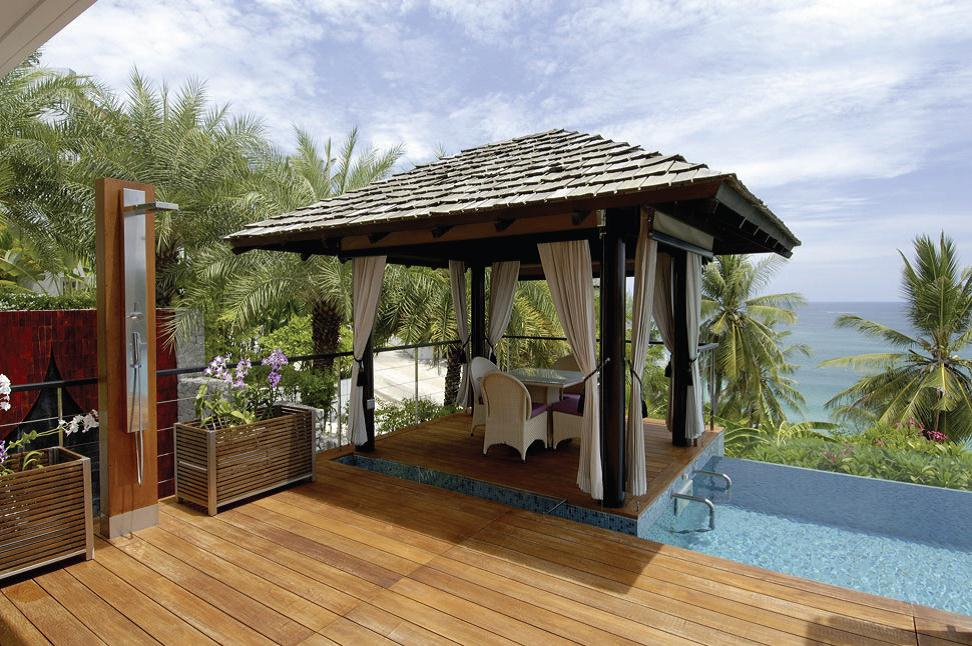 Private Pool Villa for Holiday Rent – Surin beach