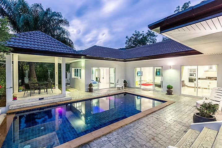 Pool Villa on Big Buddha Hill - Chalong