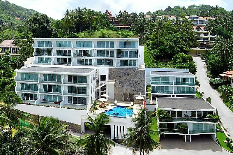 FREEHOLD 2 Bedrooms Sea View Condo for Sale – Kata Beach