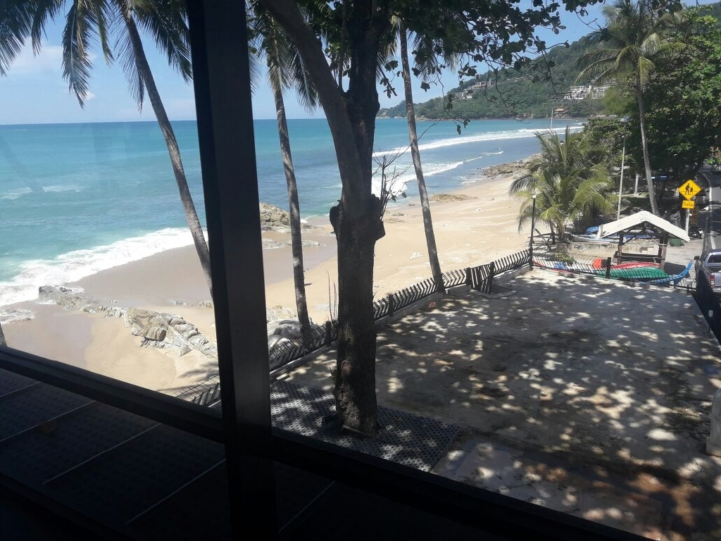 Beach Front Building for Sale – Kalim beach