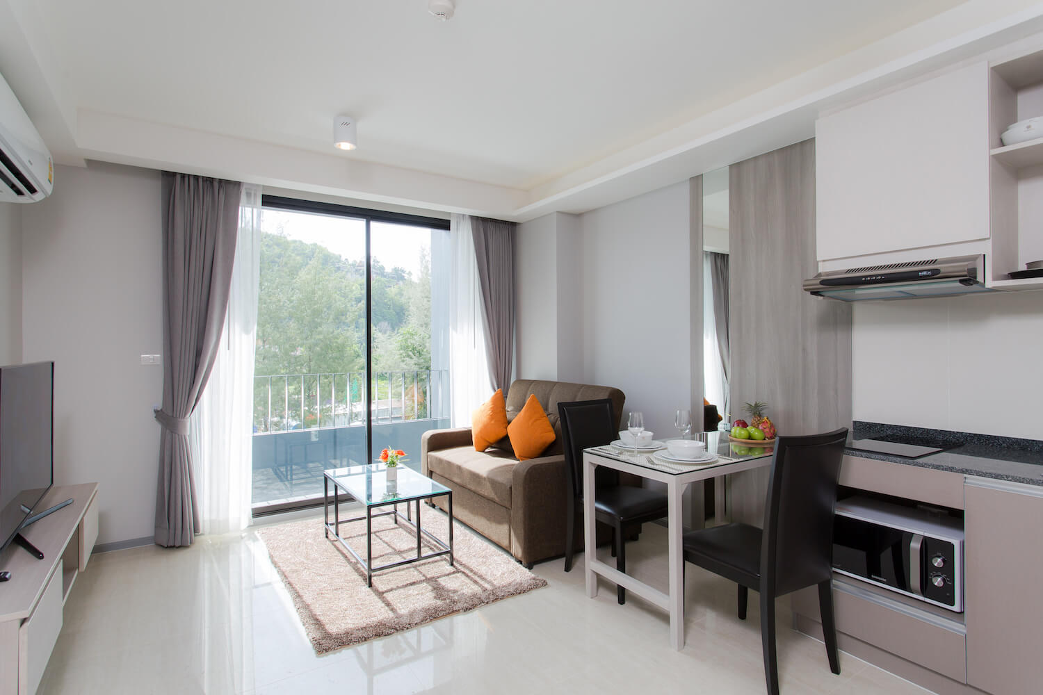 Two Bedroom Apartment for Rent - Surin beach