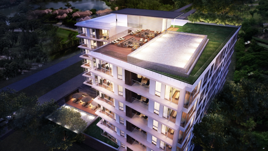 2 Bedroom Luxury Condo for Sale – Bangtao beach