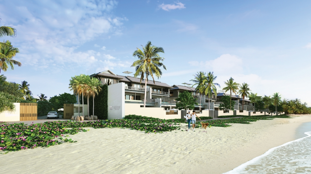 Luxury Beachfront Residences for Sale - Laguna