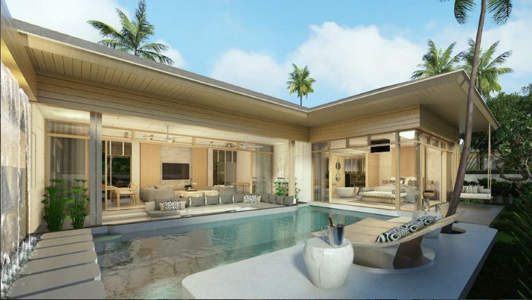 3 Bedroom Private Pool Villa for Sale - Kamala