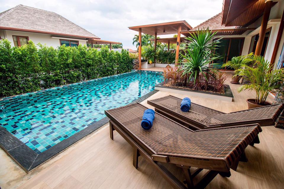 New Private Pool Villa for Sale - Rawai