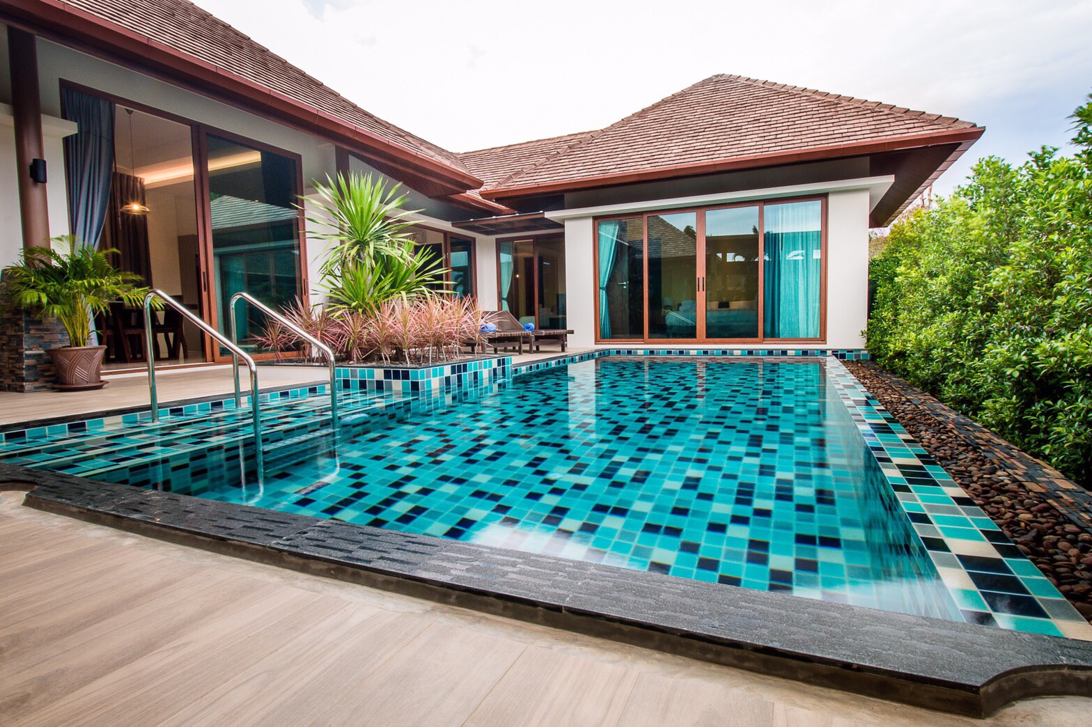 New Private Pool Villa for Rent - Rawai