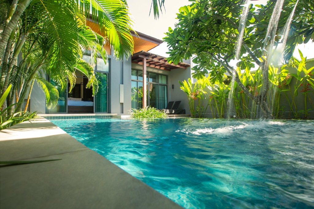 Pool Villa for Sale – Nai Harn