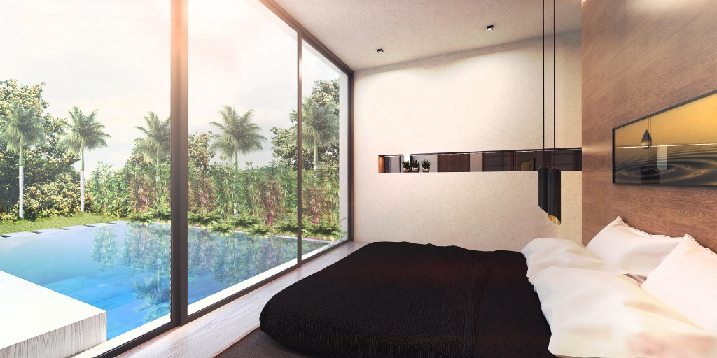 2 Bedroom Private Pool Villa for Sale – Layan beach