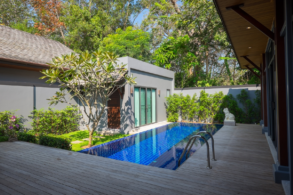 3 bedroom Pool Villa for Sale – Nai Harn