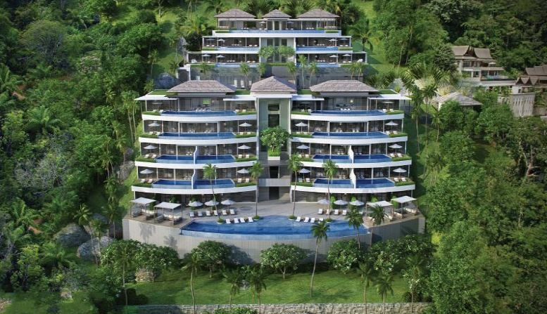 Sea View Luxury Condo for Sale – Surin beach