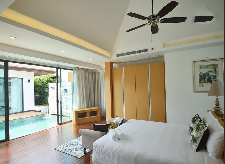 3 Bedroom Pool Villa for Sale – Cherng Talay