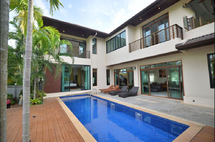4 Bedroom Pool Villa for Sale – Laguna