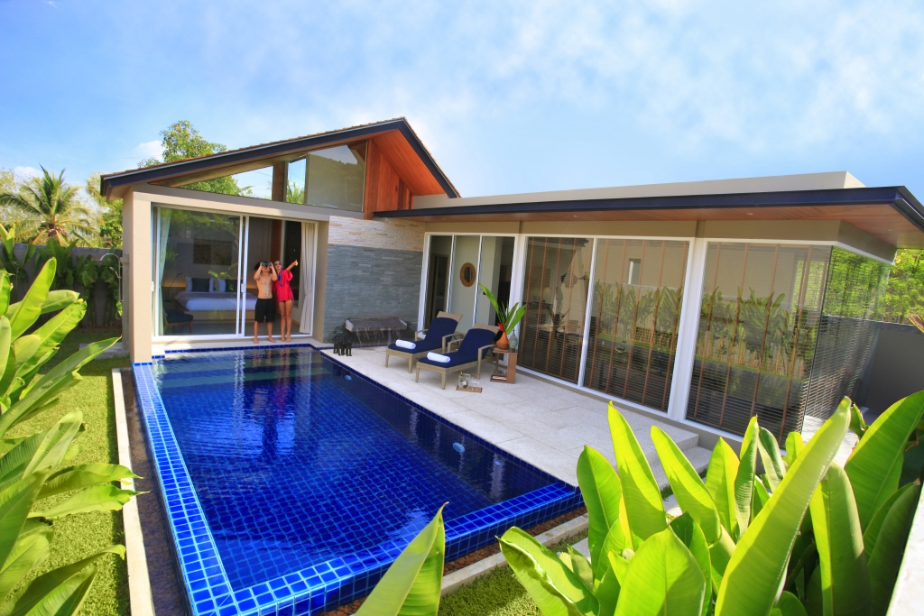 2 bedroom Luxury Private Pool Villa for Sale - Layan