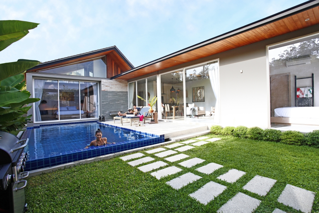 3 Bedroom Luxury Private Pool Villa for Sale - Layan