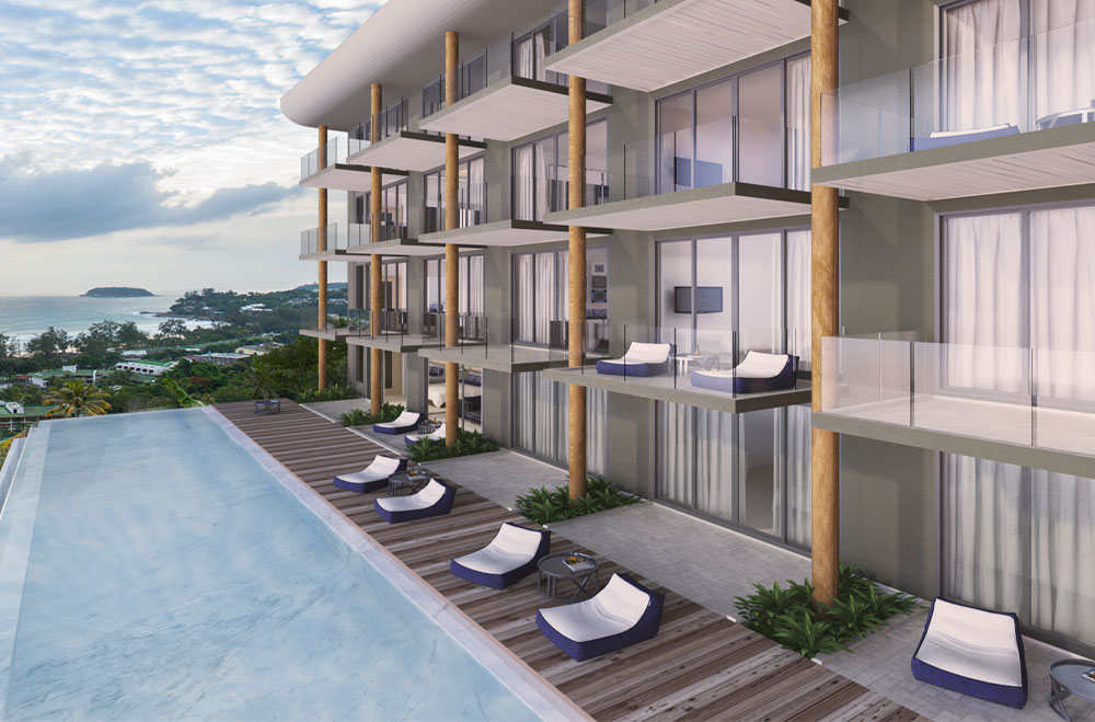 Two Bedroom Luxury Condo for Sale – Kata beach