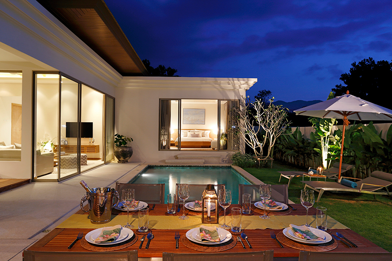 Luxury Private Pool Villa for Sale - Cherngtalay